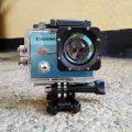 La caméra sport